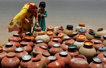 Hindistan'ı sıcak çarptı! Ölü sayısı korkunç seviyeye ulaştı