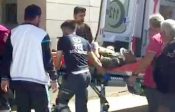 İşçilerin bulunduğu minibüse hain saldırı! Ölü ve yaralılar var