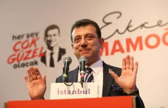 İstanbul Ekrem İmamoğlu dedi