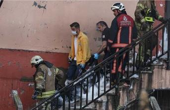 İstanbul'da fabrika yangını! 4 işçi öldü