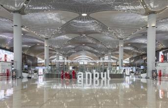 İstanbul Havalimanı'nda 10 milyonuncu yolcuya sürpriz!