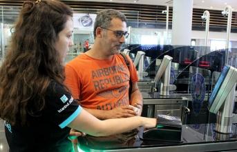 İstanbul Havalimanı'nda 18 saniye dönemi başladı