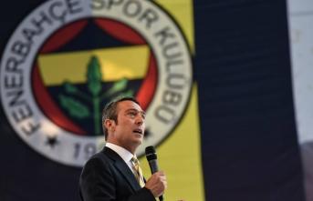İşte Fenerbahçe Başkanı Ali Koç'un kulübe yaptığı bağış!