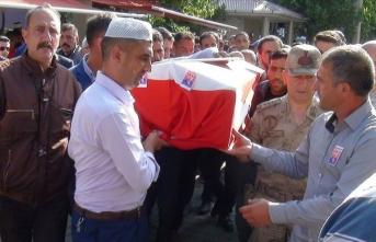 Kars'ta teröristlerce katledilen çobanın cenazesi toprağa verildi