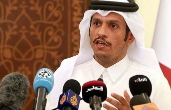 Katar'dan uyarı! 'Böyle devam edemez'
