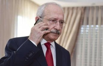 Kılıçdaroğlu, Barzani'yi tebrik etti