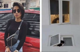 Köpek sandığı ayıyı evine götüren ünlü şarkıcı tutuklandı