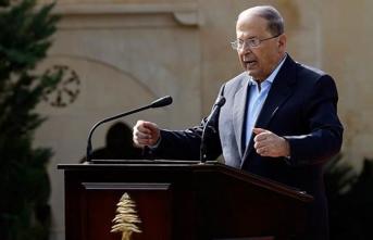 Lübnan Cumhurbaşkanı karşı olduğunu açıkladı