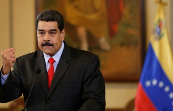 Maduro'dan aylar sonra flaş karar