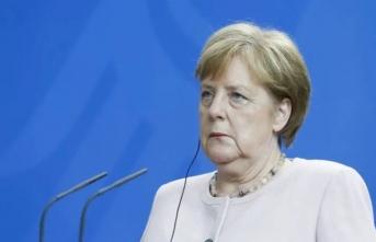Merkel: Irak'ta bağımsız Kürt devletine karşıyım!