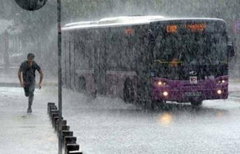 Meteoroloji'den son dakika sel, dolu ve yıldırım uyarısı