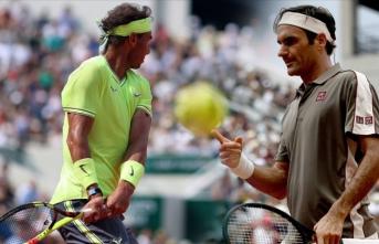 Nadal ile Federer 39. kez karşı karşıya gelecek
