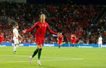 Portekiz UEFA Uluslar Ligi'nde finalde