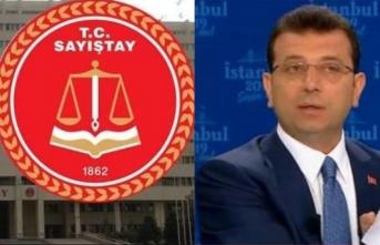Sayıştay'dan İmamoğlu'nun raporuna yalanlama