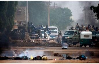 Sudan'da askerlerin açtığı ateş sonucu 35 kişi öldü