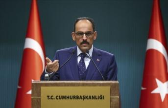 'Suriye sınırında kurulmak istenen PKK devleti artık ihtimal dışı'