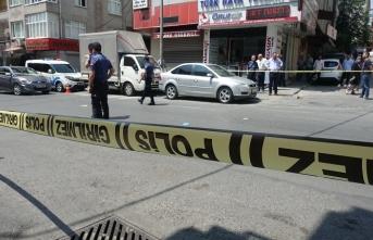 Talihsiz kadın eşinin silahlı saldırısına uğradı