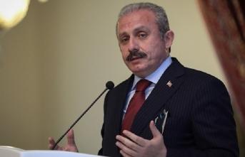 TBMM Başkanı Şentop'tan İmamoğlu'na tebrik