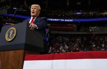 Trump resmen başladı! 'Sizi yalnız bırakmayacağım'