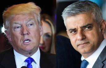 Trump'tan Müslüman Belediye Başkanı Sadık için skandal ifadeler!