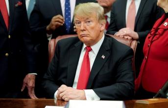 Trump'tan suçlama: Dolar çok güçlü