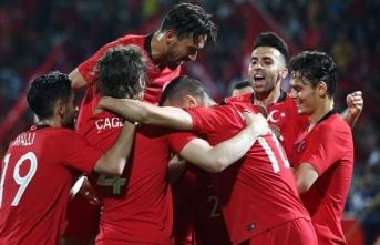 Türkiye özel maçta Özbekistan'ı Zeki'nin golleriyle yendi