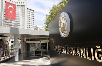Türkiye'den GKRY'ye doğal gaz gelir anlaşması tepkisi