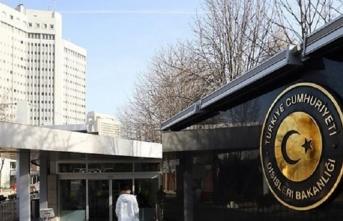 Türkiye'den sert tepki: Teröristleri barındırmayın