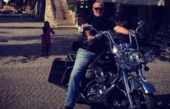 Ünlü turizmci motosiklet kazası geçirdi! Şu an yoğun bakımda!
