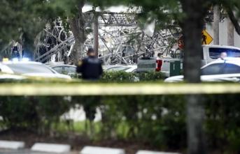 ABD'de AVM'de patlama... Savaş alanına döndü