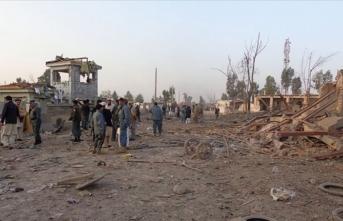 Afganistan'da patlamada 7 çocuk öldü