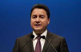 Ali Babacan istifa kararını resmen duyurdu!
