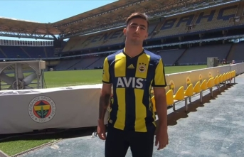 Allahyar Sayyadmanesh'in Fenerbahçe mutluluğu