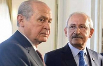 Bahçeli'den Kılıçdaroğlu'nun skandal çıkışına sert tepki!