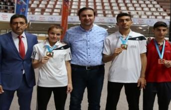Büyükşehir'in şampiyona başarısı