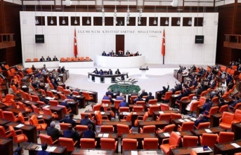 Ekonomi alanındaki 'torba teklif' Genel Kurulda