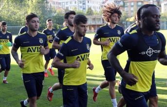 Fenerbahçe'de sezon hazırlıkları başladı