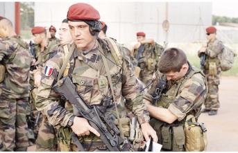 'Fransa ve İngiltere Suriye'ye asker gönderecek' iddiası