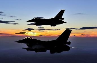 Irak'ın kuzeyine hava harekatı: Hepsi öldürüldü