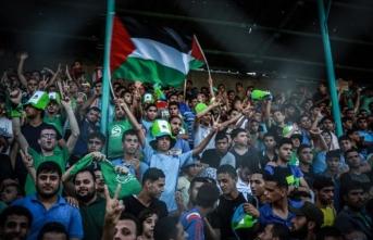 İsrail'den Filistin'e futbol engeli