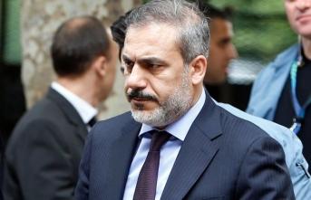 MİT Başkanı Fidan'dan 'diplomatik istihbarat' vurgusu