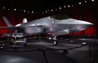 Pentagon'dan F-35 açıklaması!