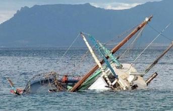 Tekne faciası: 31 kişi kayıp!
