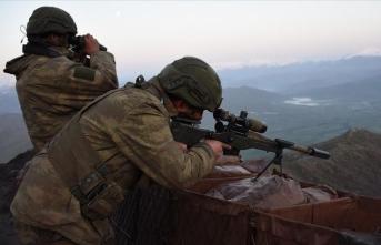 TSK PKK'nın Irak'taki yayılmacı politikasının önünü kesti