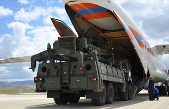 Türkiye'ye S-400 sevkiyatına Esed rejiminden ilk yorum