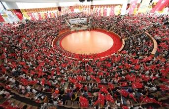 Büyükşehir yaz okullarından coşkulu final