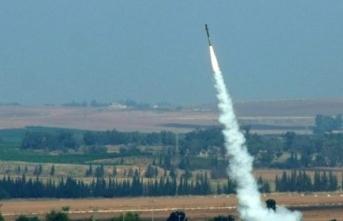 Gazze'den İsrail'e roket atıldı!