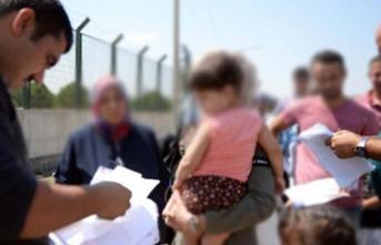 İstanbul'dan ayrılan Suriyeli sayısı açıklandı!