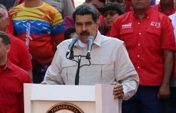 Maduro, ABD ile görüştüklerini doğruladı!