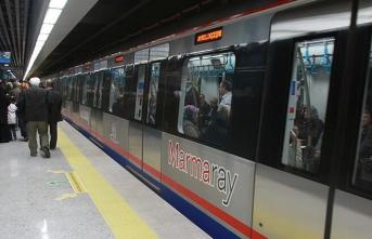 Marmaray da haftasonu 24 saat hizmet verecek!